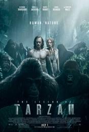 Постеры фильма «Тарзан. Легенда»