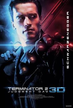 Постеры фильма «Терминатор 2: Судный день»