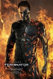 Постеры фильма «Терминатор: Генезис»