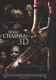Постеры фильма «Техасская резня бензопилой 3D»