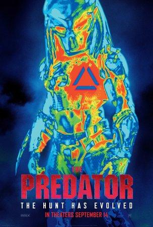 Постеры фильма «Хищник»
