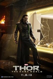 Постеры фильма «Тор 2: Царство тьмы»
