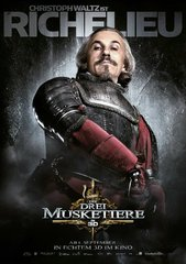 «Мушкетёры» (The Three Musketeers)