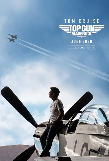 Постеры фильма «Топ Ган: Мэверик»