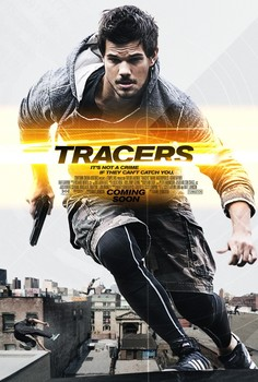 Постеры фильма «Трейсеры»