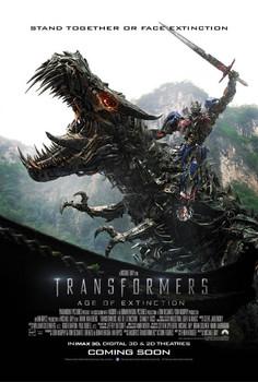 Постеры фильма «Трансформеры: Эпоха истребления»
