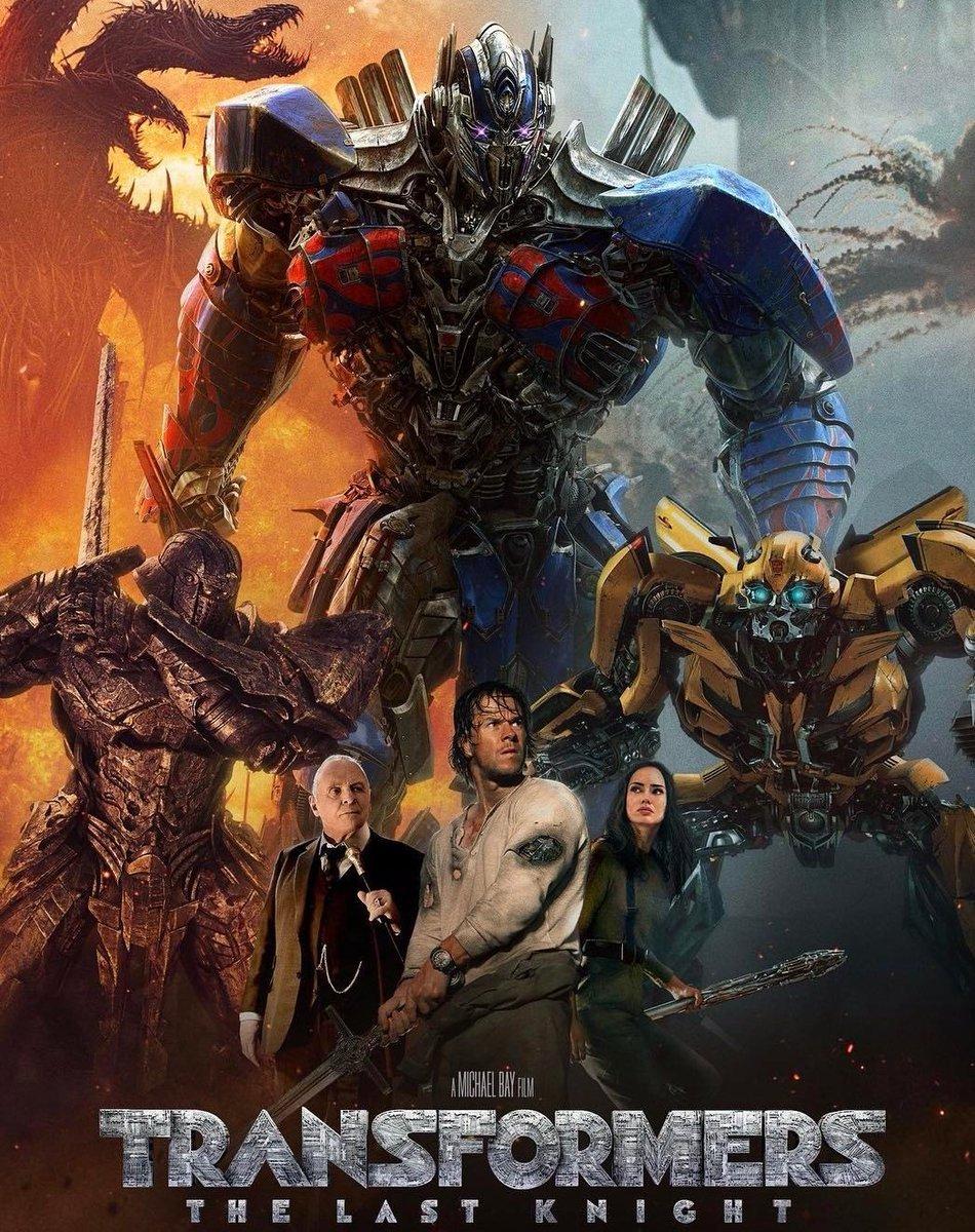 Трансформеры: Последний рыцарь, постер № 23