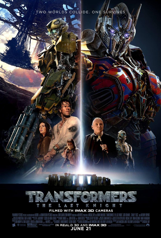 Трансформеры: Последний рыцарь, постер № 25