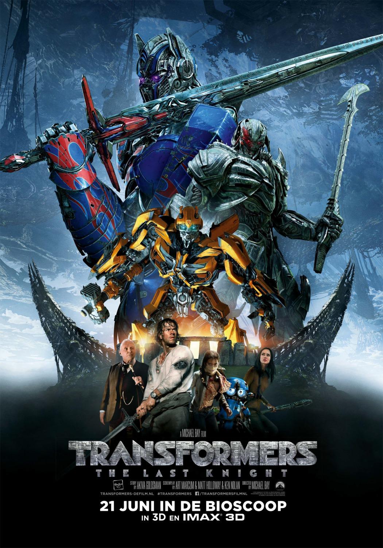 Трансформеры: Последний рыцарь, постер № 26