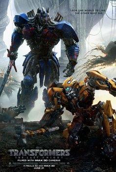 Постеры фильма «Трансформеры: Последний рыцарь»