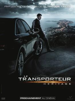 Постеры фильма «Перевозчик: Наследие»