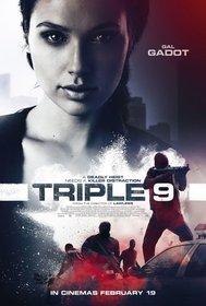 Постеры фильма «Три девятки»
