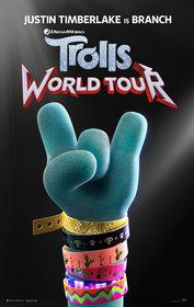 Тролли. Мировой тур