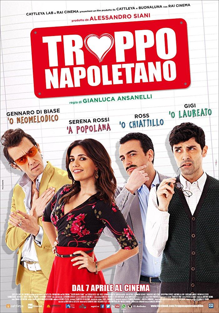 Из Неаполя с любовью, постер № 3