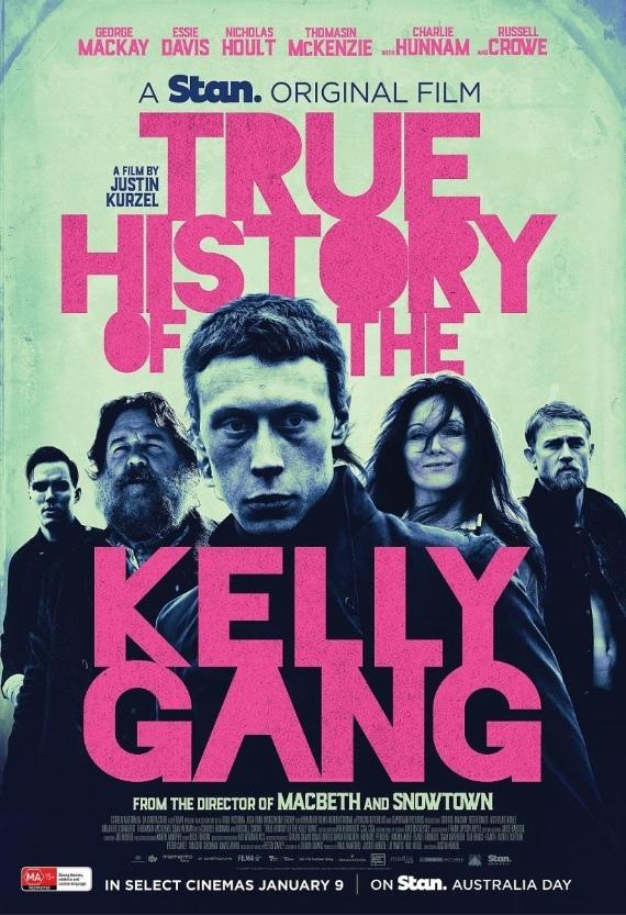 Подлинная история банды Келли, постер № 2