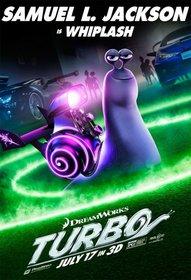 Постеры фильма «Турбо»