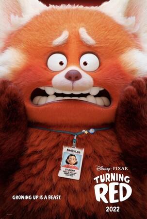 Постеры фильма «Я краснею»