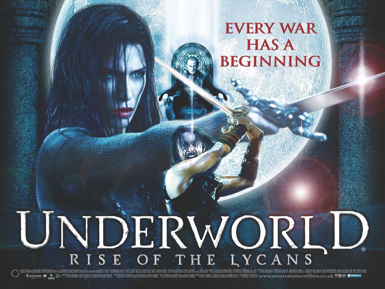 Другой мир: Восстание ликанов, постер № 4