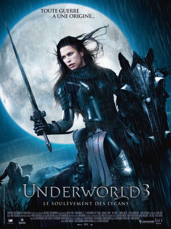 Другой мир: Восстание ликанов, постер № 5