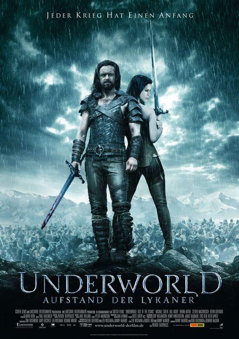 Другой мир: Восстание ликанов, постер № 6