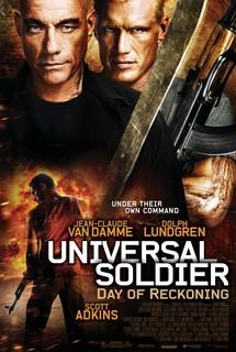 Постеры фильма «Универсальный солдат — 4»