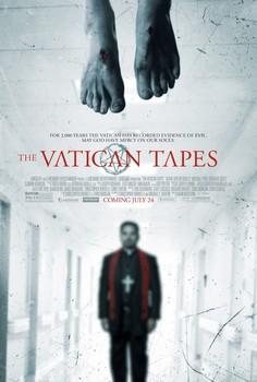 Постеры фильма «Ватиканские записи»