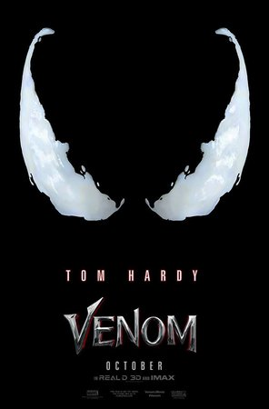 Постеры фильма «Веном»