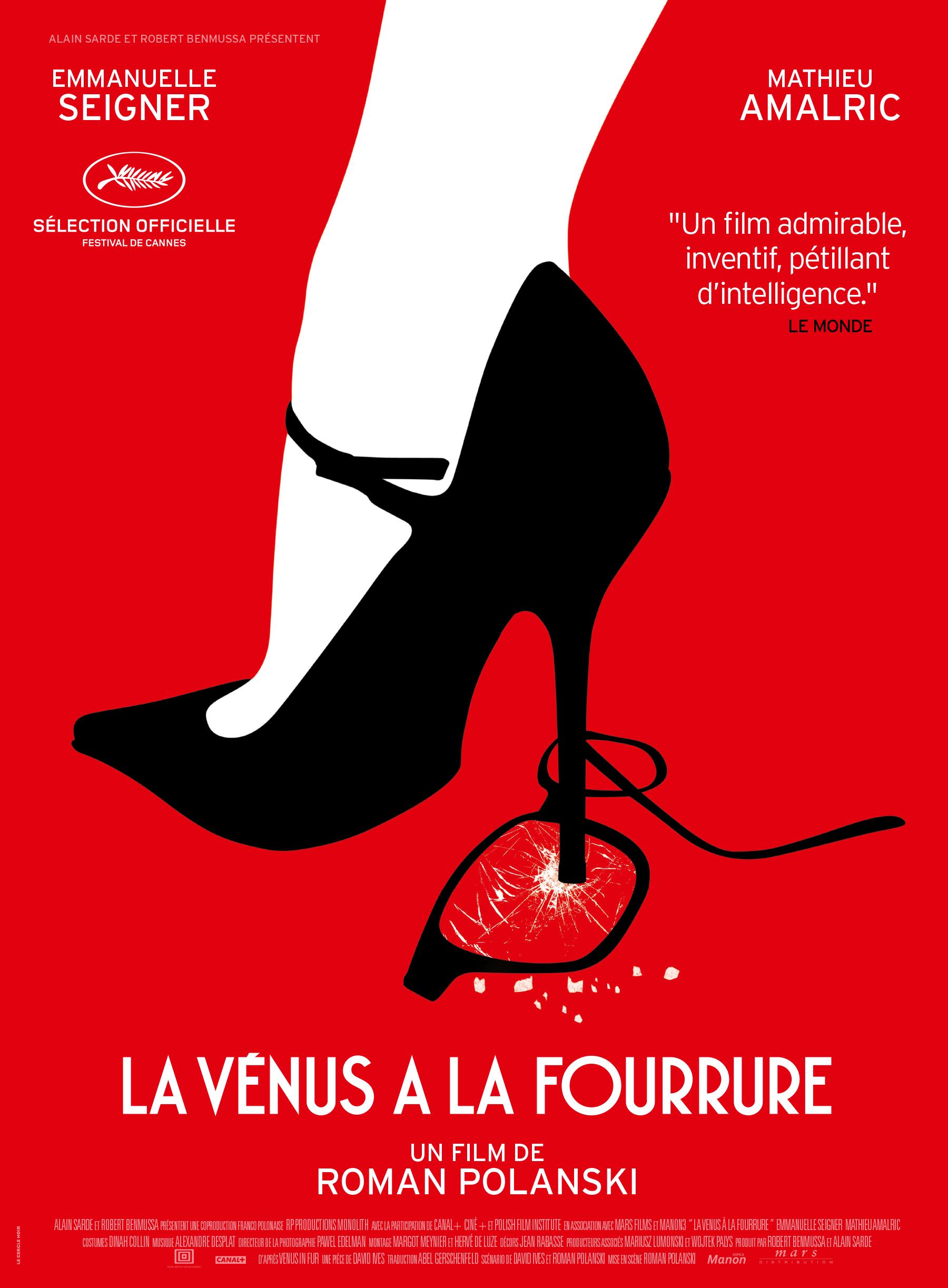 Венера в мехах, постер № 1