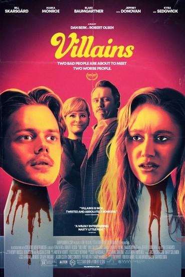 Постеры фильма «Злодеи»