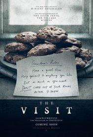 Постеры фильма «Визит»