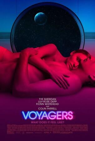 Постеры фильма «Поколение Вояджер»