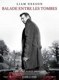 Постеры фильма «Прогулка среди могил»
