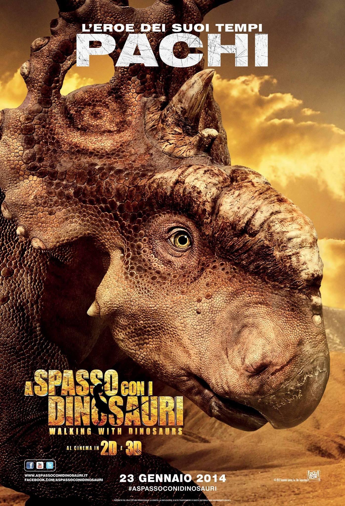 Прогулка с динозаврами 3d 13 фотография