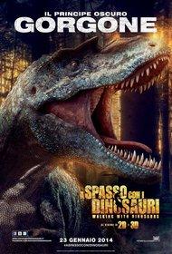 Постеры фильма «Прогулки с динозаврами 3D»