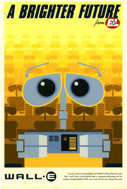 ВАЛЛ-И, постер № 1