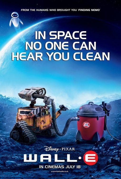 ВАЛЛ-И, постер № 28