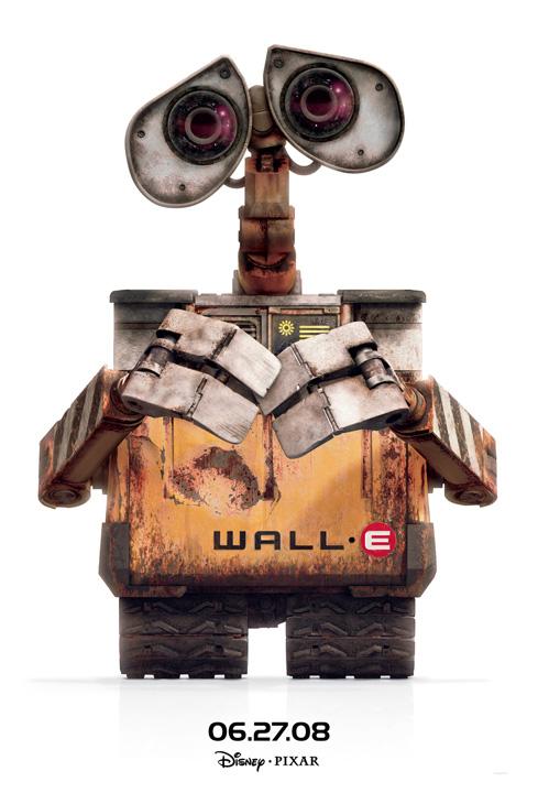 ВАЛЛ-И, постер № 7