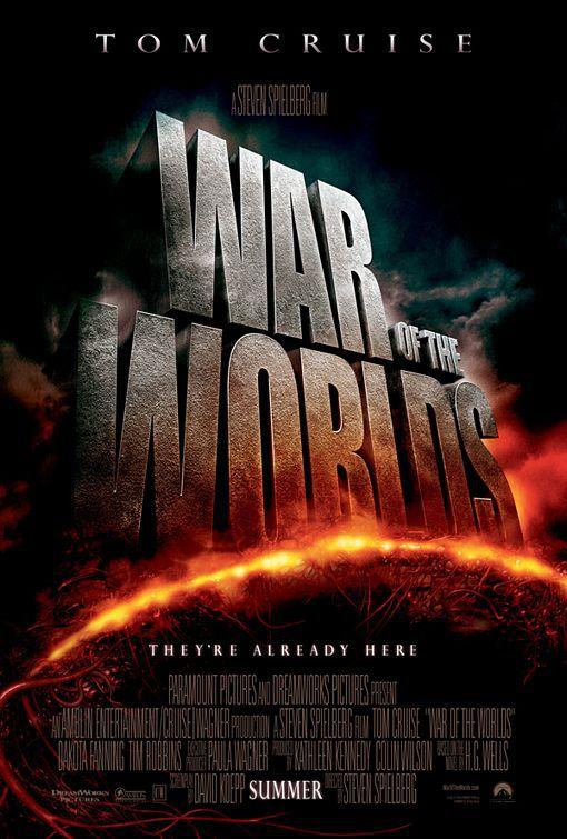 Война миров, постер № 1