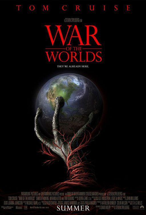 Война миров, постер № 2