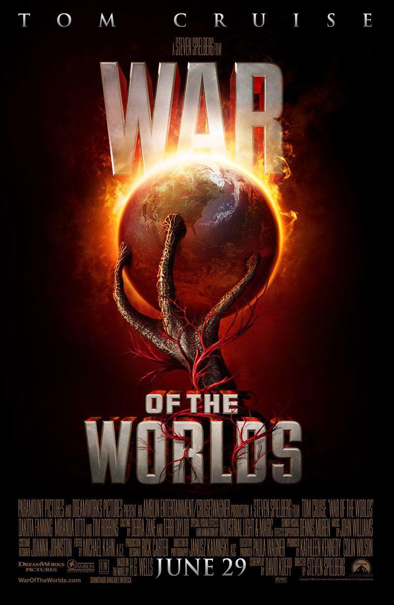 Война миров, постер № 4