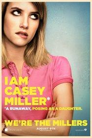 Постеры фильма «Мы — Миллеры»
