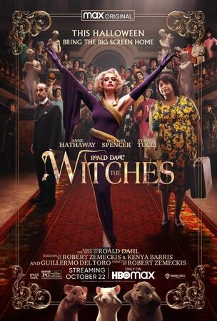 Постеры фильма «Ведьмы»