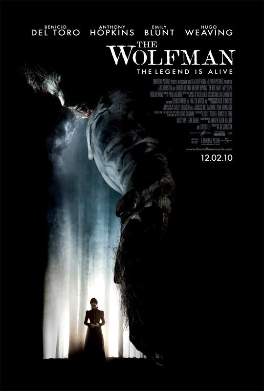 Человек-волк, постер № 7