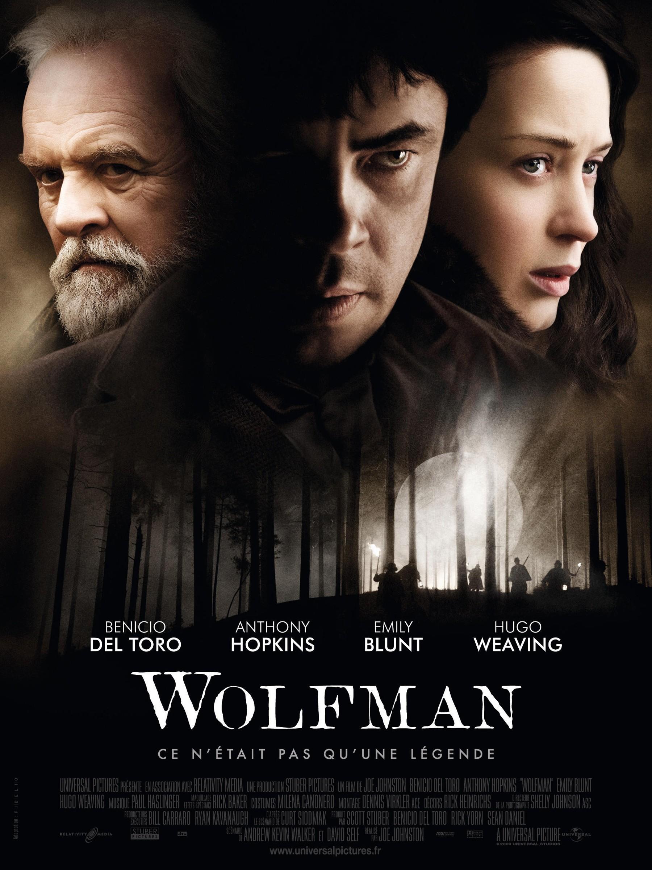 Человек-волк, постер № 8
