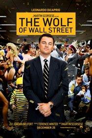 Постеры фильма «Волк с Уолл-Стрит»