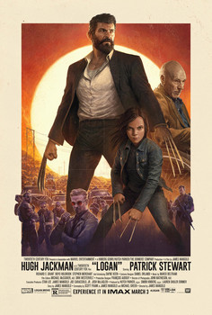 Постеры фильма «Логан: Росомаха»