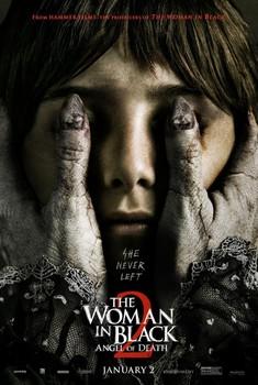 Постеры фильма «Женщина в черном 2. Ангел смерти»