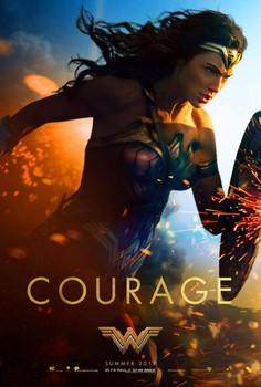 Постеры фильма «Чудо-женщина»