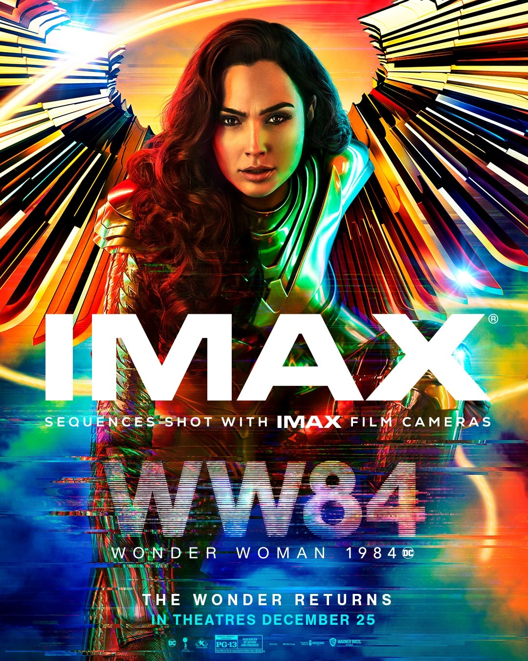 Чудо-женщина: 1984, постер № 21