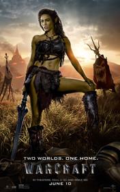 Постеры фильма «Варкрафт»